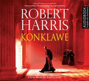 okładka Konklawe. Audiobook | papier | Robert Harris