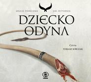 okładka Dziecko Odyna. Audiobook | papier | Siri Pettersen
