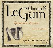 okładka Grobowce Atuanu. Audiobook | MP3 | Ursula K. Le Guin