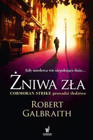 okładka Żniwa zła. Audiobook | Robert Galbraith