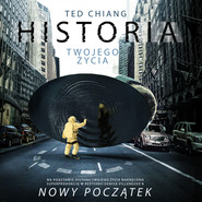 okładka Historia twojego życia. Audiobook | MP3 | Ted Chiang