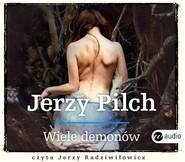 okładka Wiele demonów, Audiobook | Jerzy Pilch