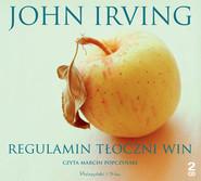 okładka Regulamin tłoczni win. Audiobook | MP3 | John Irving