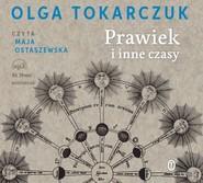 okładka Prawiek i inne czasy. Audiobook | MP3 | Olga Tokarczuk