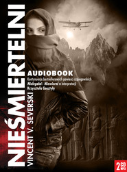 okładka Nieśmiertelni. Audiobook | papier | Vincent V. Severski