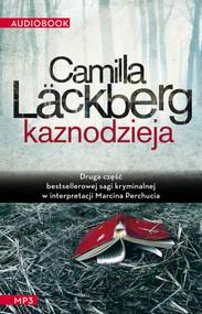 okładka Kaznodzieja. Audiobook | papier | Camilla Läckberg