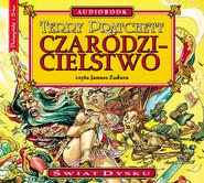 okładka Czarodzicielstwo. Audiobook | MP3 | Terry Pratchett