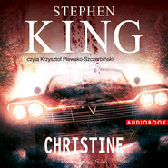 okładka Christine. Audiobook | MP3 | Stephen King