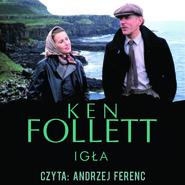 okładka IGŁA, Audiobook | Ken Follett