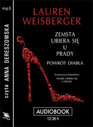 okładka ZEMSTA UBIERA SIĘ U PRADY, Audiobook | Lauren Weisberger