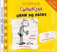 okładka Dziennik cwaniaczka 4. Ubaw po pachy. Audiobook | Jeff Kinney