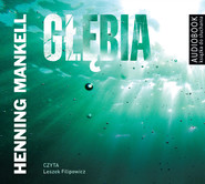 okładka Głębia. Audiobook   MP3   Henning Mankell