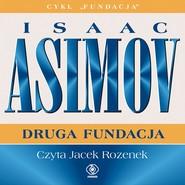okładka Druga Fundacja. Audiobook | MP3 | Isaac Asimov