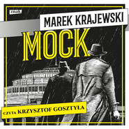 okładka Mock. Audiobook | MP3 | Marek Krajewski