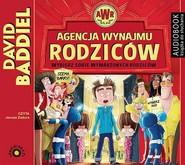 okładka Agencja Wynajmu Rodziców, Audiobook | David  Baddiel