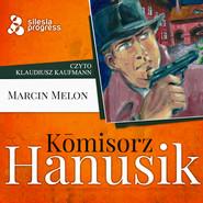 okładka Kōmisorz Hanusik - audiobook, Audiobook | Marcin  Melon