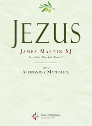 okładka Jezus. Audiobook   MP3   James Martin