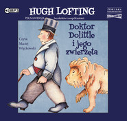okładka  Doktor Dolittle i jego zwierzęta . Audiobook | MP3 | Hugh Lofting