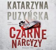 okładka Czarne narcyzy. Audiobook | papier | Katarzyna Puzyńska