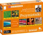 okładka Edukacyjne memory  językowe przymiotniki, Książka | Beata Pawlikowska