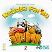 okładka Wesoła farma, Książka |