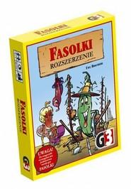 okładka Fasolki Rozszerzenie, Książka | Uwe Rosenberg