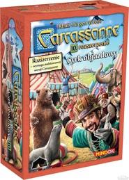 okładka Carcassonne Cyrk objazdowy rozszerzenie, Książka | Wrede Klaus-Jurgen