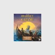 okładka Catan Odkrywcy i Piraci, Książka | Teuber Klaus