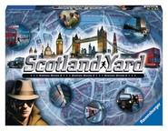 okładka Scotland Yard, Książka |