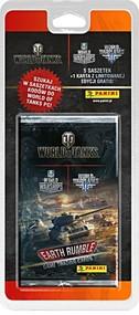 okładka World of Tanks Blister z kartami 5+1, Książka |