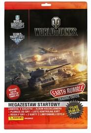 okładka World of Tanks Zestaw startowy, Książka |