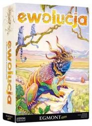 okładka Ewolucja, Książka   Dominic Crapuchettes, Dmitry Knorre, S Machin