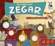 okładka Gra edukacyjna Zegar, Książka |