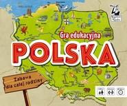 okładka Gra edukacyjna Polska, Książka |
