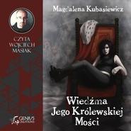 okładka Wiedźma Jego Królewskiej Mości, Audiobook | Magdalena Kubasiewicz