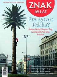 okładka Miesięcznik Znak, numer 673 (czerwiec 2011), Książka  
