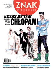 okładka Miesięcznik Znak, numer 684 (maj 2012), Książka  