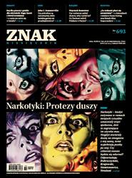 okładka Miesięcznik Znak numer 693 (luty 2013), Książka  
