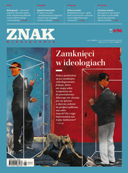 """okładka Miesięcznik """"ZNAK"""", maj 2013, nr 696, Książka  """