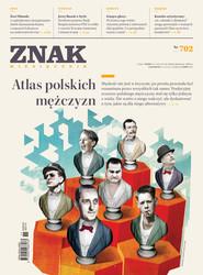 """okładka Miesięcznik """"ZNAK"""", listopad 2013, nr 702, Książka  """