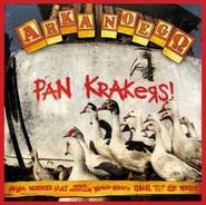 okładka Pan Krakers!, Książka | Noego Arka