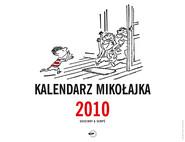okładka Kalendarz Mikołajka 2010 (ścienny), Książka   René Goscinny, Jean-Jacques Sempé