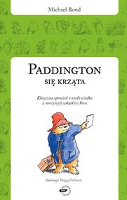 okładka Paddington się krząta, Książka | Bond Michael