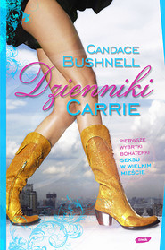 okładka Dzienniki Carrie, Książka | Bushnell Candace