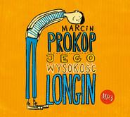 okładka Jego Wysokość Longin - audio, Książka | Prokop Marcin