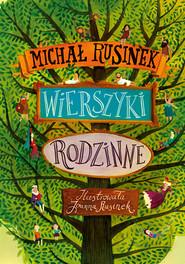 okładka Wierszyki rodzinne. Książka | papier | Rusinek Michał