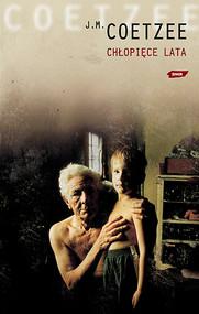 okładka Chłopięce lata, Książka | Maxwell Coetzee John