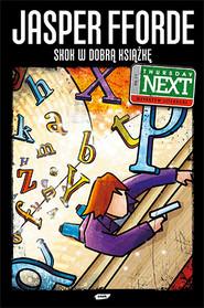 okładka Skok w dobrą książkę, Książka | Fforde Jasper