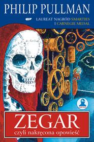 okładka Zegar , Książka | Philip Pullman