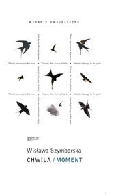 okładka Chwila / Moment. Książka | papier | Szymborska Wisława